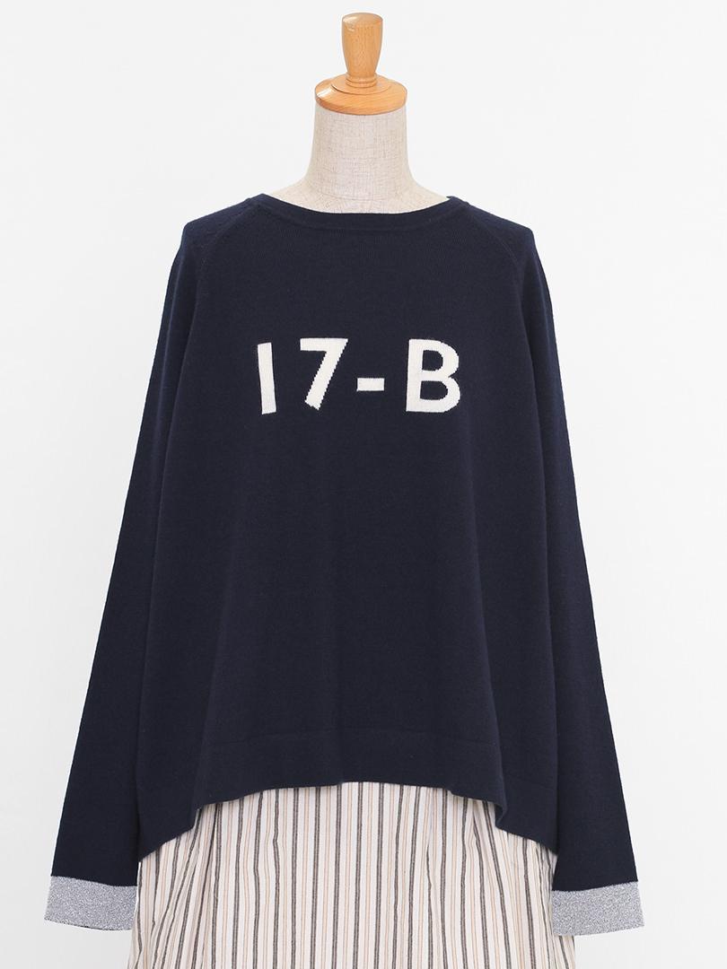アドレス セーター・紺