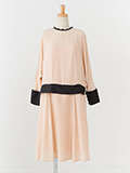 ウィンターローズ シルクドレス・桜